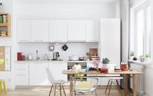 15 căn bếp hiện đại với sắc trắng tinh tế và vô cùng bắt mắt