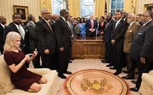 Người phụ nữ 'đáng sợ' nhất thế giới bên ông Trump