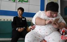 Cuộc sống của cô bé 7 tuổi nặng 75kg, có tháng tăng tới 10kg