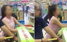 Lời nói và hành động xấu xí của cô gái xinh đẹp ở siêu thị khiến người lớn phải buồn lòng