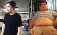Cú lột xác đầy ngoạn mục của anh chàng béo siêu bụng bự sau 1 năm biến thành soái ca