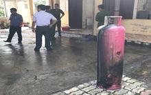 Cháy bình gas trong trường mầm non, 200 học sinh phải sơ tán