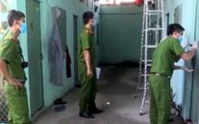 1 phụ nữ nghi bị sát hại, phủ kín chăn trong phòng trọ