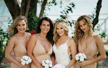 Cô dâu lên kế hoạch cầu hôn cho bạn thân ngay trong đám cưới của mình