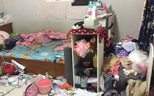 Đặt chân vào phòng ký túc của nữ sinh đại học y mà người ta cứ ngỡ đang lạc trong bãi rác