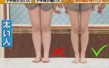 Đài TBS Nhật Bản chỉ ra nguyên nhân ai cũng mắc khiến chân to như...