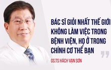 Giáo sư Đông y: