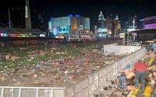 Bức ảnh gây chấn động sau thảm kịch xả súng ở Las Vegas: Cả khoảng sân đầy thi thể các nạn nhân xấu số