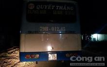 Xe buýt tông xe đạp, bé gái 3 tuổi tử vong tại chỗ