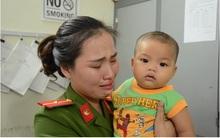 Bé trai 7 tháng tuổi bị mẹ bỏ rơi được đặt tên là Nguyễn Anh Khoa