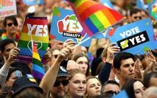 Tin vui trong ngày: Người dân Úc bỏ phiếu đồng ý hợp thức hóa hôn nhân cùng giới!
