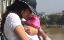 Người mẹ ôm con định tự tử vì cãi nhau với chồng: Là phụ nữ, càng tổn thương thì càng cần mạnh mẽ, vì con mình!