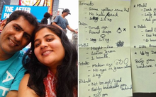 Danh sách đi chợ của vợ Ấn Độ viết cho chồng khiến rất nhiều bà nội trợ cười bò nhưng lại khâm phục tuyệt đối