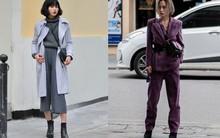 Trời miền Bắc âm u nhưng các quý cô vẫn xuống phố với loạt street style chất lừ