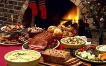Đi vòng quanh thế giới xem mọi người ăn gì vào bữa tối Giáng Sinh