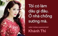 Khánh Thi tiết lộ chuyện làm dâu nhà Phan Hiển; Giang Hồng Ngọc không muốn làm