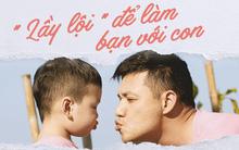 """Choáng với độ """"lầy lội"""" của những ông bố nổi tiếng trong showbiz Việt"""