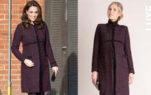 Bầu bí lần 3, Công nương Kate vẫn rất chăm diện lại đồ của vài năm trước
