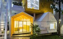 Ngôi trường mầm non tư thục ở TP.Hồ Chí Minh xuất hiện ấn tượng trên báo Tây