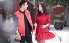 Dương Mịch và Triệu Hựu Đình rủ nhau góp mặt trong BST chào Tết Nguyên Đán của H&M