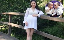 Mẹ Việt ở Đức kể lại hành trình thần kì khi mang song thai: 7 tuần siêu âm chỉ còn 1 tim thai, 1 tuần sau lại thấy 2 tim thai
