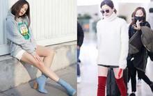 Bất chấp trời lạnh, loạt sao Hoa - Việt vẫn mạnh dạn khoe đùi thon nhờ cách kết hợp trang phục cực chất này