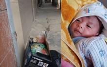 Hà Nội: Bé gái 20 ngày tuổi bị bỏ rơi trước cửa nhà dân lúc sáng sớm, trời rét buốt