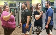 Giảm gần 140kg trong 1,5 năm, người phụ nữ nặng 220kg đã nhận được kết quả ngoài tưởng tượng