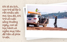 Clip đẹp ngất ngây về những chuyến đi khắp thế giới của cậu nhóc Simba 5 tuổi chưa một ngày đến trường học