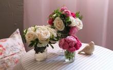 Các kiểu cắm hoa tươi đơn giản mà ấn tượng cho nhà đẹp dịp năm mới