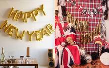 Nếu định tổ chức bữa tiệc cuối năm thì đây là những ý tưởng trang trí không thể bỏ qua