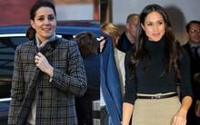 Chị em dâu Hoàng gia Anh, không chỉ hay đụng váy áo mà còn hợp gu thời trang bình dân