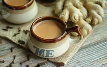 Trời lạnh tê tái phải pha trà sữa kiểu này uống mới là đúng điệu