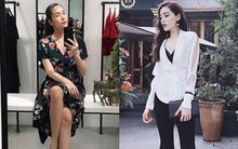 Lâu lắm mới thấy Kỳ Duyên diện đồ điệu, còn Hà Tăng thì đẹp khỏi bàn trong street style tuần này