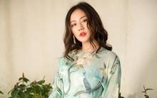 Sau sự cố rách váy, Văn Mai Hương rạng rỡ khoe phong cách thanh lịch