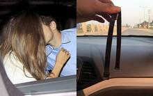 Bắt được một chiếc dây áo lót phụ nữ trên xe ô tô người yêu, anh chàng nằng nặc kêu không biết, chị em sẽ xử lý sao?