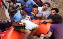 Sức tàn phá khủng khiếp của bão Tembi khiến hơn 100 người chết và chuẩn bị đổ bộ vào Việt Nam