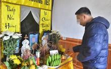 Nỗi đau thấu trời của người chồng trong vụ xe bán tải đâm chết vợ và 2 con nhỏ tại Thái Nguyên