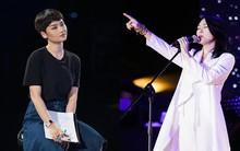 Miu Lê rút khỏi gameshow sau khi bị chê hát dở; Album của Mỹ Tâm tự hào lọt top bán chạy thế giới
