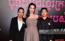 Angelina Jolie mời gia sư dạy về Việt Nam cho con trai Pax Thiên
