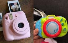 Cuối năm, hàng loạt chị em bức xúc vì đặt mua máy ảnh Hàn Quốc lại bị lừa rước về đồ chơi trẻ con