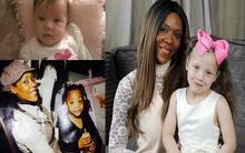Bà mẹ dứt ruột đẻ ra cô con gái xinh xắn, đáng yêu vậy mà ai cũng khẳng định đó không phải con của cô chỉ vì điều này