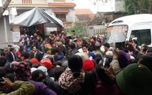 Hàng nghìn người tiễn đưa 3 mẹ con bị chồng sát hại trong đêm ở Thanh Hóa