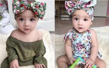 Bé gái lai người Việt được mẹ đầu tư hàng trăm bộ váy áo xinh như công chúa