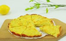 Mùa sầu riêng, không thể bỏ qua món pizza sầu riêng quá thơm ngon này