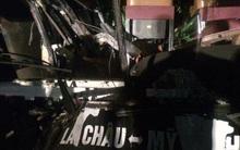 Yên Bái: Xe khách và xe tải tông nhau trên cao tốc Hà Nội - Lào Cai, nhiều người bị thương