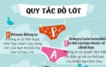 Bài hát vui nhộn giúp các bé thuộc lòng quy tắc an toàn để bảo vệ cơ thể