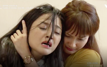 Điên loạn vì mất con, Trang tức giận mắng nhiếc mẹ chồng