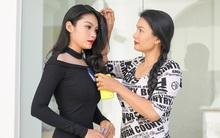 """Con gái nữ diễn viên đóng nhiều cảnh nóng nhất VN khoe dáng """"bỏng mắt"""" trong buổi casting The Face"""