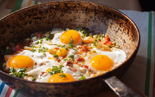 Ăn 1 quả trứng mỗi ngày làm giảm nguy cơ bị đột quỵ
